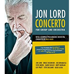 Concerto for Group & Orchestra [Blu-ray]