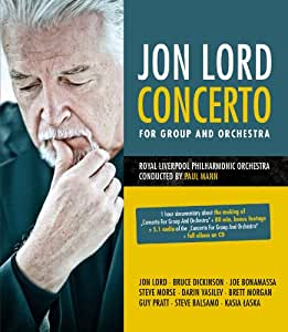 Concerto For Group & Orchestra (Blu-ray+CD)