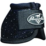 Professionals Choice Equine Secure Fit Hoof Overreach Bell Boot, Pair