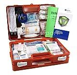 Sport-Sanitätskoffer S2 PLUS Erste-Hilfe Koffer nach DIN 13157