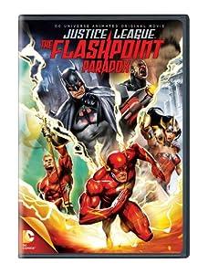 Dcu: Justice League - The Flashpoint Paradox [Import]