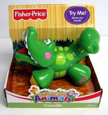 Fisher Price Alligator front-1053648