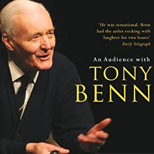 An Audience with Tony Benn Performance