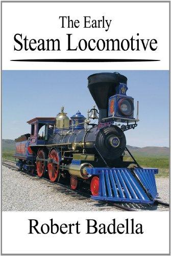 早期的蒸汽机车
