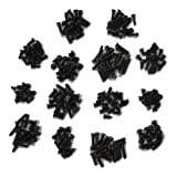 280 Pcs New Laptop Screws Assortment Kit for IBM Hp Sony Dell Gateway Compaq