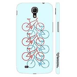 Samsung Mega 6.3 i9200 Love Cycling designer mobile hard shell case by Enthopia