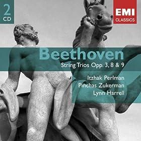 Beethoven: String Trios Opp.3, 8 & 9