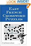Easy French Crossword Puzzles (Langua...