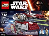 LEGO Star Wars Obi-Wans Jedi Interceptor(TM) 75135