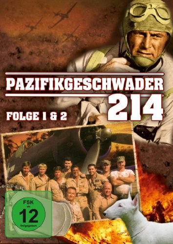 Pazifikgeschwader 214: 1.Staffel, Folge 1&2: Kampf und die Staffel - Riskante Flucht
