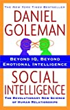 Image of Social Intelligence: The New Science of Human Relationships