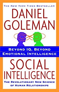 """Cover of """"Social Intelligence: The New Sc..."""