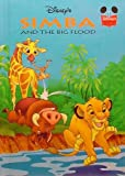 Walt Disney Disney's Simba and the Big Flood (Disney's Wonderful World of Reading)
