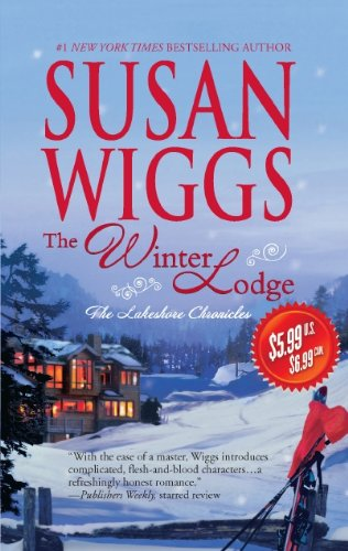 The Winter Lodge (Lakeshore Chronicles), Buch