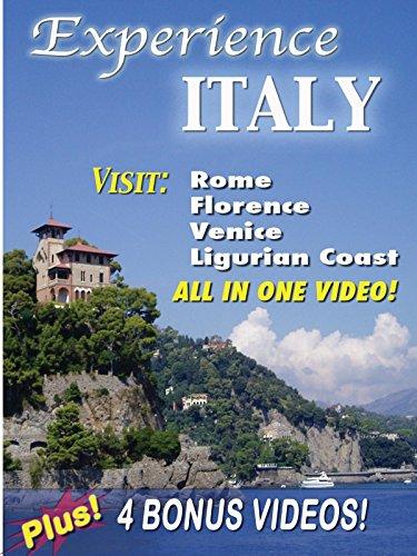 Experience Italy on Amazon Prime Video UK