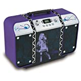 Disney Hannah Montana (Miley Stewart played by Miley Cyrus) CD BoomBox with AM/FM Radio