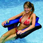 Swimline Fabric Covered U-Seat Pool I...