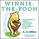 Winnie-the-Pooh Audiobook by A. A. Milne Narrated by Stephen Fry, Judi Dench, Michael Williams