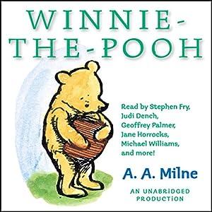 Winnie-the-Pooh Audiobook