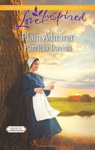 Image of Plain Admirer (Love Inspired)