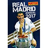 Real Madrid F.C. Annual 2017 Official Merchandise