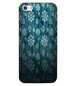 APPLE IPHONE 5S PATTERN Back Cover by PRINTSWAG