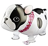 SET OF 15 PUPPY DOG WALKING ANIMAL BALLOON PETS FOIL HELIUM BIRTHDAY PARTY