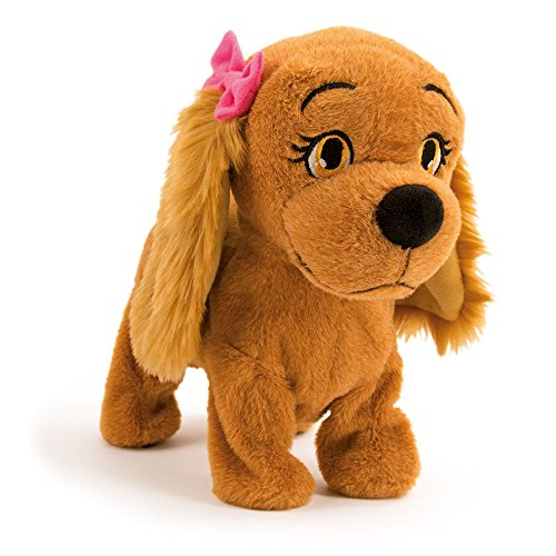 Club Petz Girls Lucy The Dog Plush