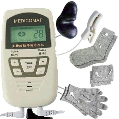 Tinnitus Treatment Natural Medicomat-10Ti Acupuncture Therapy For Tinnitus Managing Tinnitus Relief Device Control Tinnitus Relax Reduce Stress Tinnitus Recovery Device