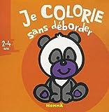 echange, troc Hemma - Je colorie sans déborder Bébé panda : 2-4 ans