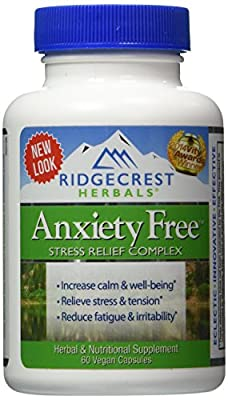Anxiety Free Stress Release Formula