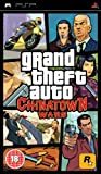 Grand Theft Auto Gta Chinatown Wars [PSP]
