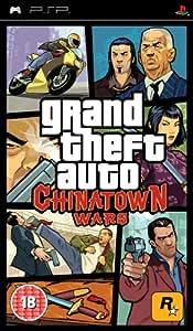 GTA : China Town Wars [import anglais]