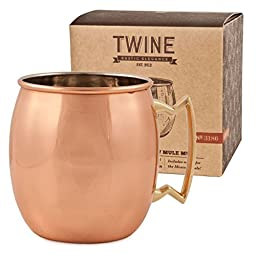 True Fabrications Old Kentucky Moscow Mule Mug by TRUE