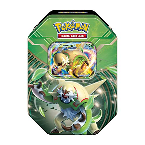 Chesnaught-EX | tin | Fall 2013 | Trading Card Game | TCG