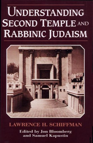 Understanding Second Temple and Rabbinic Judaism088125844X : image