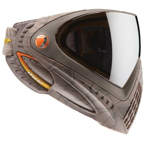 Dye I4 Goggles W/ Thermal Lens - Ul Dust Orange