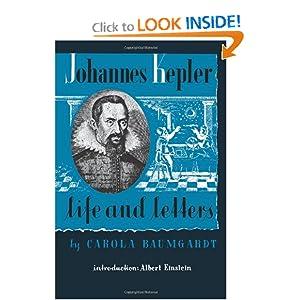 johannes kepler biography  for kids