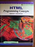 img - for Html Programming Concepts: Brief Course book / textbook / text book