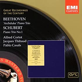 Beethoven/Schubert: Piano Trios
