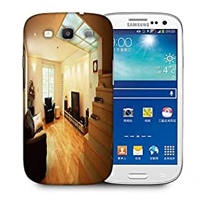 Snoogg Awesome House Designer Protective Phone Back Case Cover For Samsung Galaxy S3