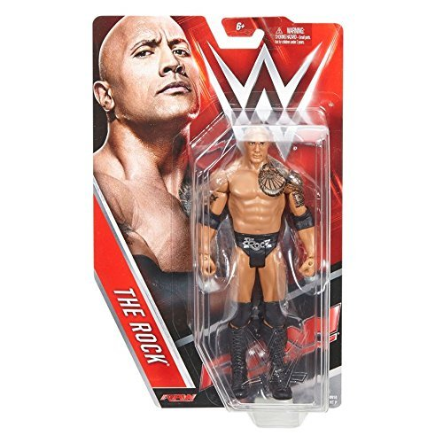 WWE Basic Figures Series 65 The Rock