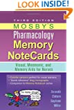 Mosby's Pharmacology Memory NoteCards: Visual, Mnemonic, and Memory Aids for Nurses, 3e