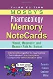 img - for Mosby's Pharmacology Memory NoteCards: Visual, Mnemonic, and Memory Aids for Nurses, 3e book / textbook / text book