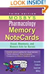 Mosby's Pharmacology Memory NoteCards...