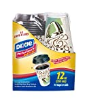 Dixie Perfectouch Grab N Go Hot Cup, 12 Ounce, 14 Count