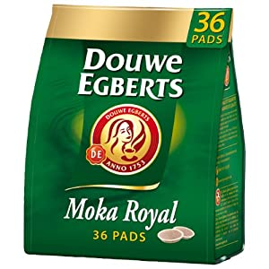Douwe Egberts Moka Royal, 36 Coffee Pods