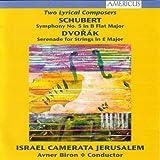 Sym 5/ser Strings:schubert/dvorakby Avner Biron/israel...