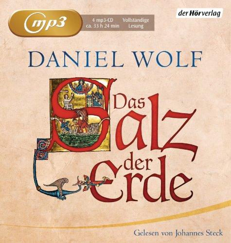 Buchseite und Rezensionen zu 'Das Salz der Erde' von Daniel Wolf