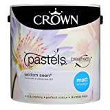 Crown Breatheasy Emulsion Paint - Matt - Seldom Seen - 2.5L